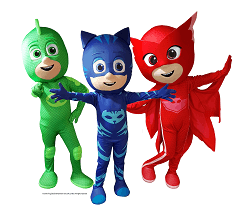 Meet & Greet met PJ Masks www.looppoppen.nl